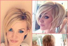 Stacked Short Hair Cuts for Women