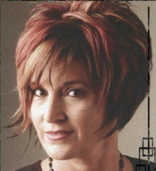 Hairstyles For Short Hair Over 40 : Short Haircuts For Women Over 40 The Best Short Hairstyles for Women ...