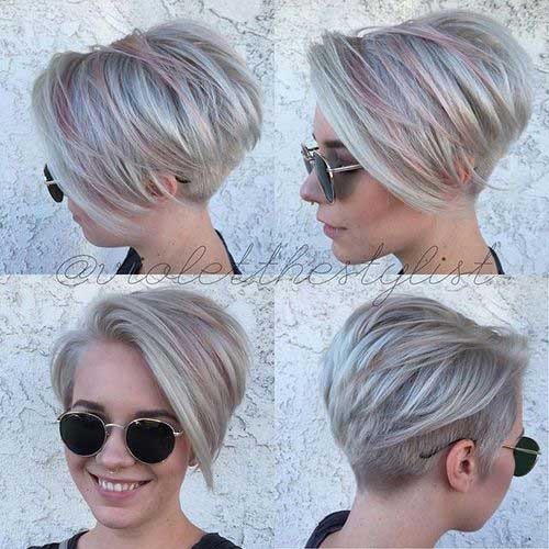 Best Short Haircuts with Layers