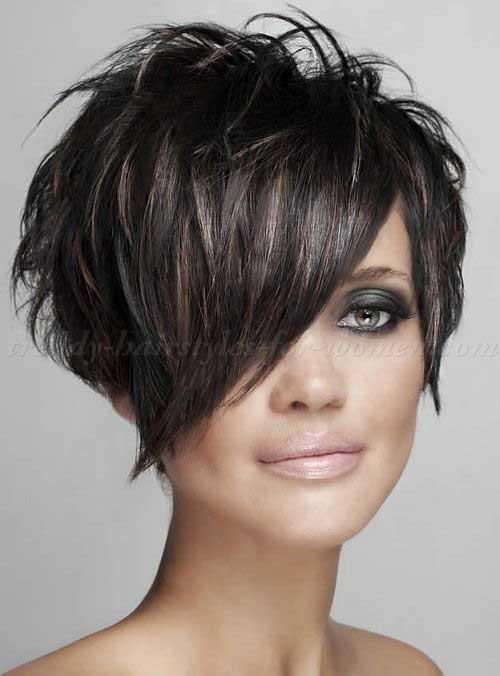 Short Hairstyle for Short Hair 2014
