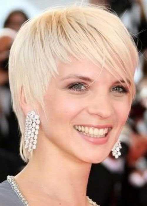 Best Short Hairstyles for Straight Fine Blonde Hair