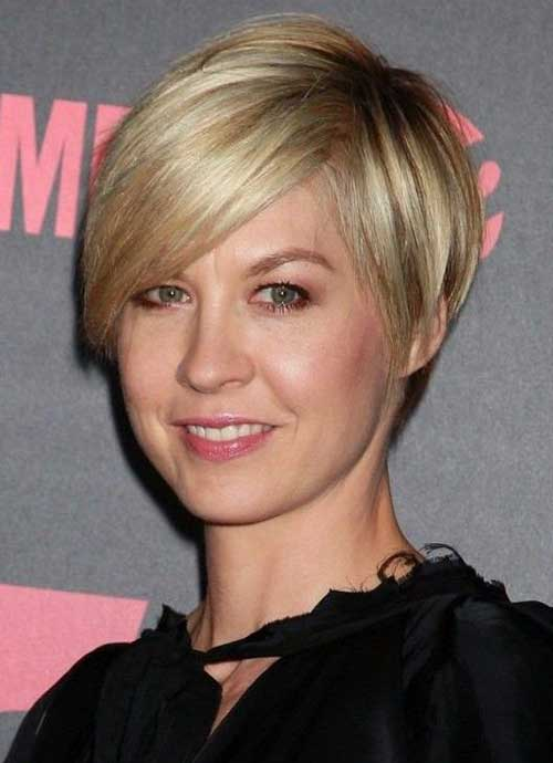 Best Short Hairstyles for Straight Fine Thin Hair