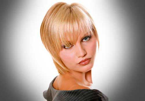 Best Short Hairstyles with Bangs for Straight Fine Hair