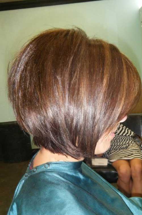 Short Layered Bob Haircuts Girls