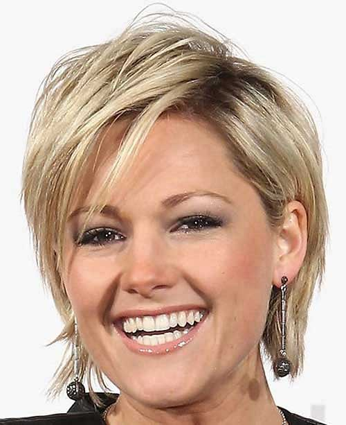 Short Layered Pixie Hair Cuts For Women Over 40