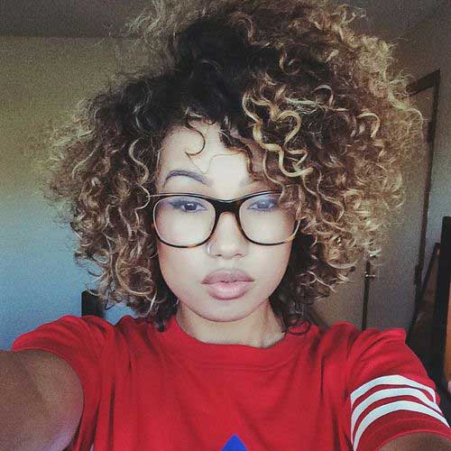 Best Short Naturally Curly Hair