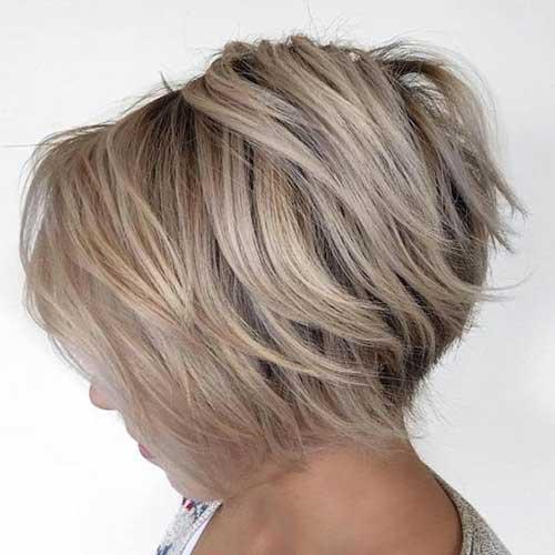 Short Shaggy Hair