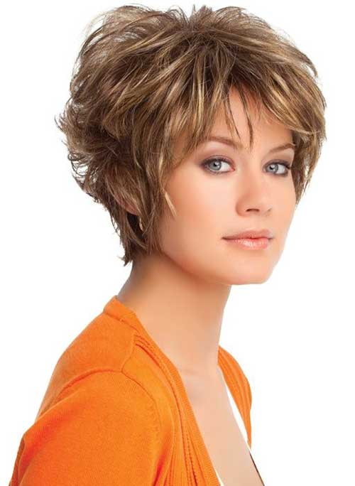 Short Thick Pixie Haircuts