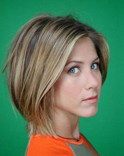 Straight Hairstyles for Short Hair Ideas