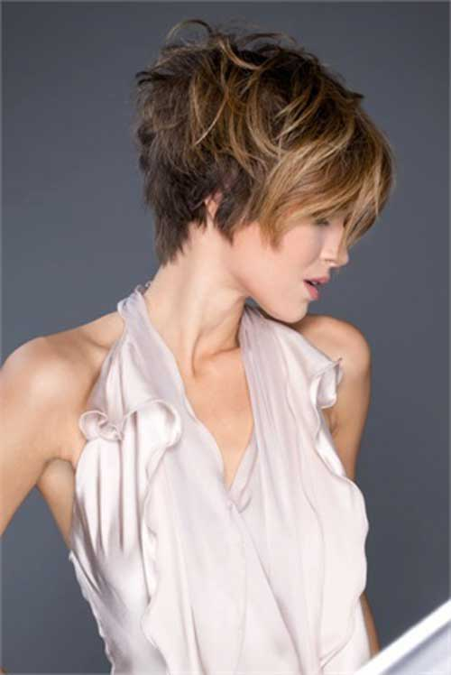 Stylish Hairstyles for Short Hair Pics