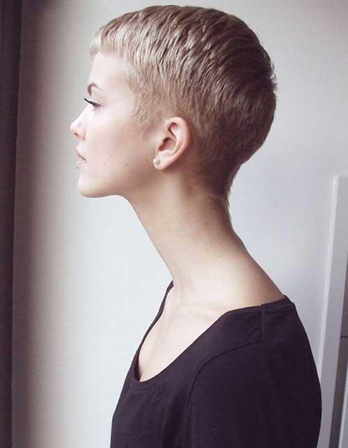 Super Pixie Cut Ideas for Short Hair