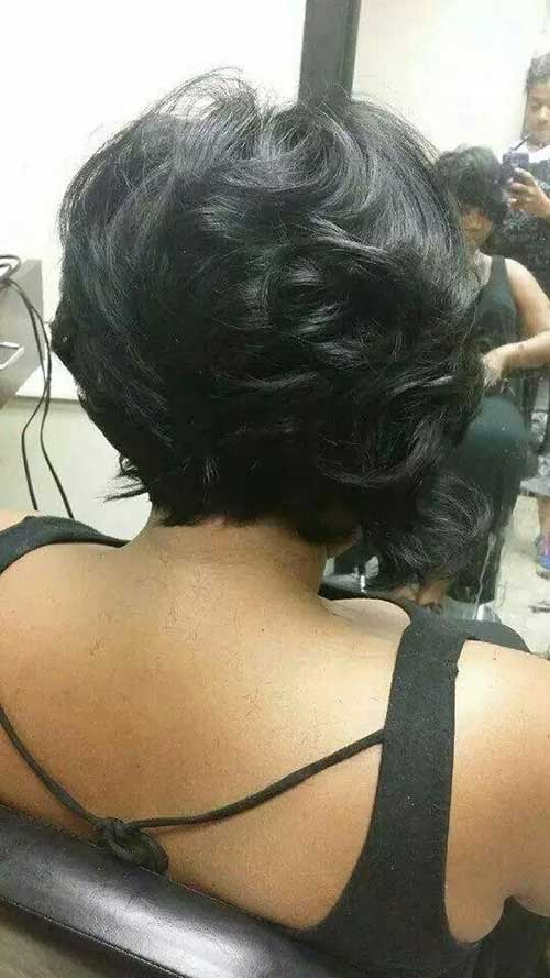 ... Bob Weave Hairstyles For Black Women Back View | Best Hairstyles