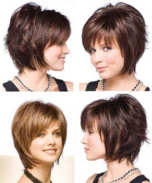 Best Very Short Layered Haircuts