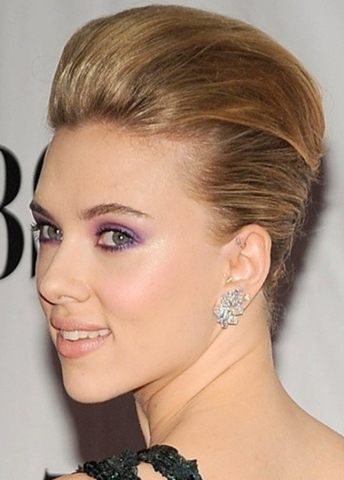 Easy Hairstyles For Short Hair-14