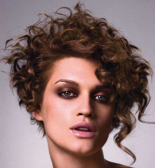 Curly Short Hairstyles-6