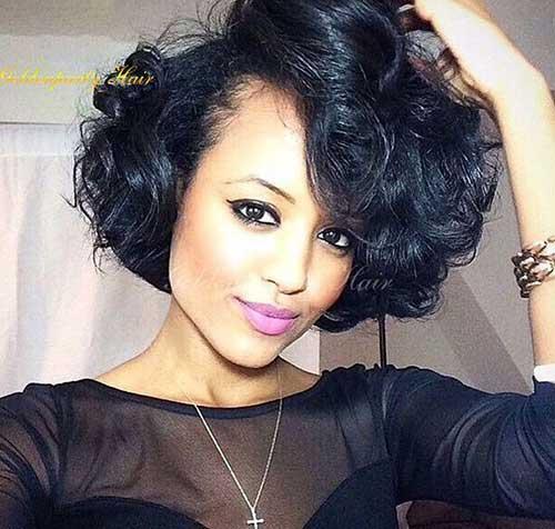 Short Haircuts for Black Women-7