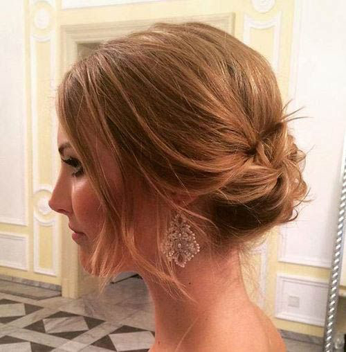 Easy Hairstyles For Short Hair-8