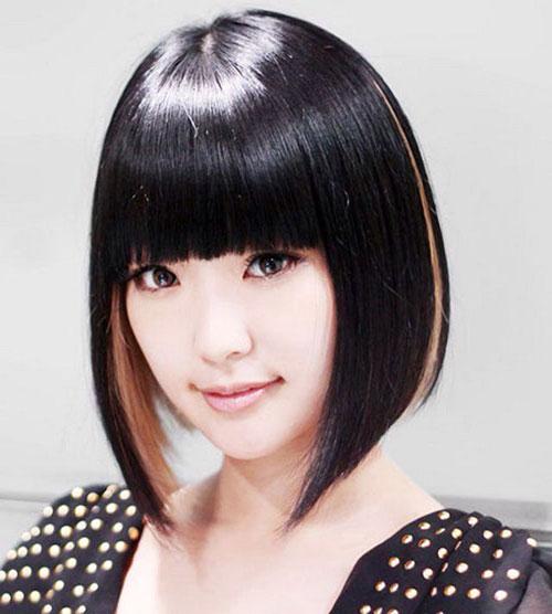 Asian Bangs Hair 49