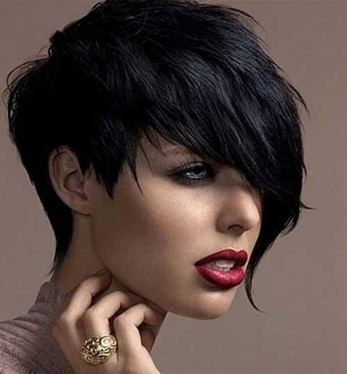 Best Black Short Hairstyles 2015