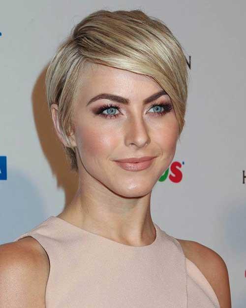 Classy Blonde Short Hair