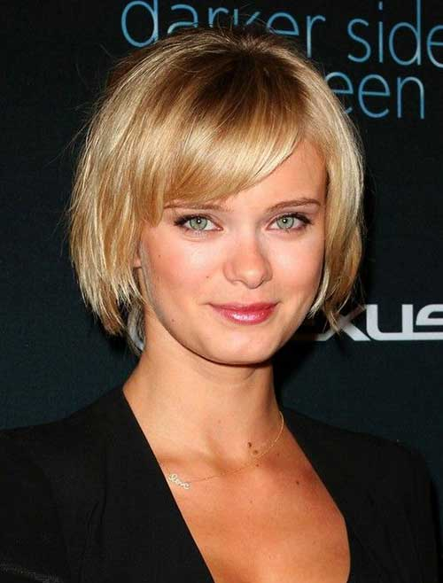 Best Bob Haircuts for Fine Hair with Bangs