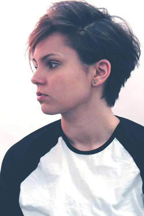 Casual Style Trendy Short Haircuts
