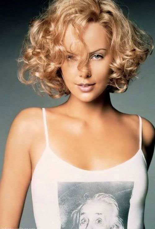 Marvelous 16 Short Hairstyles For Thick Curly Hair Crazyforus Short Hairstyles For Black Women Fulllsitofus