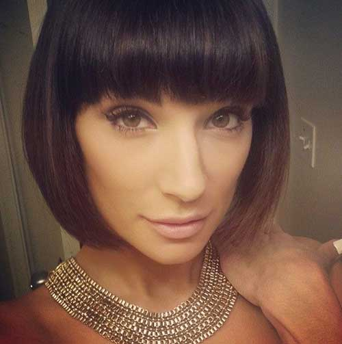 Latest Chic French Bob Hairstyles