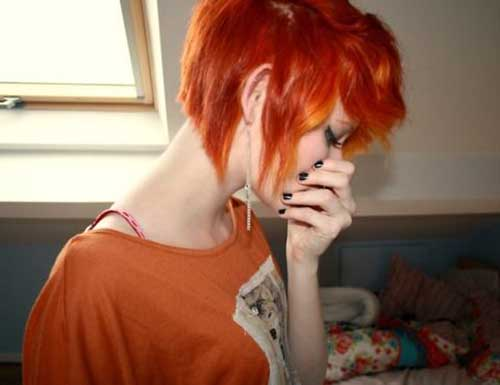 Cool Ideas for Shortorange and Red Hair