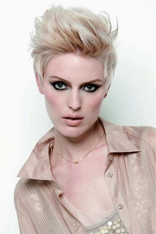 Cool Medium Pixie Hair Cuts