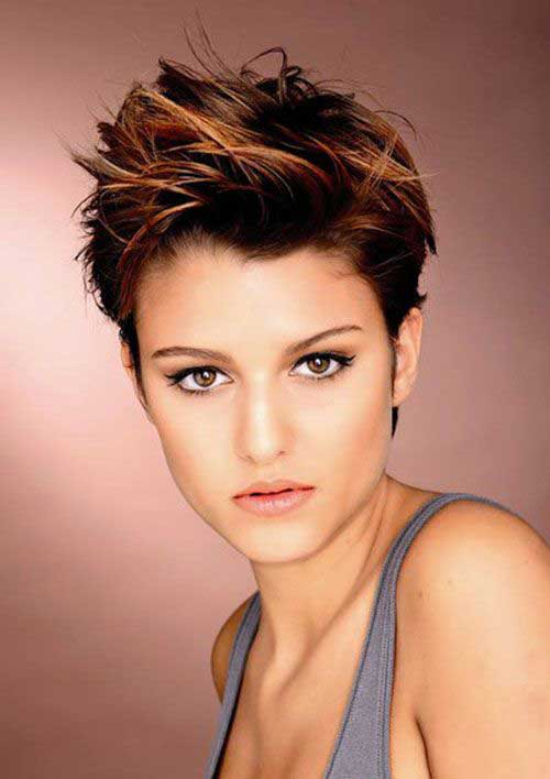 Cool Short Pixie Hair