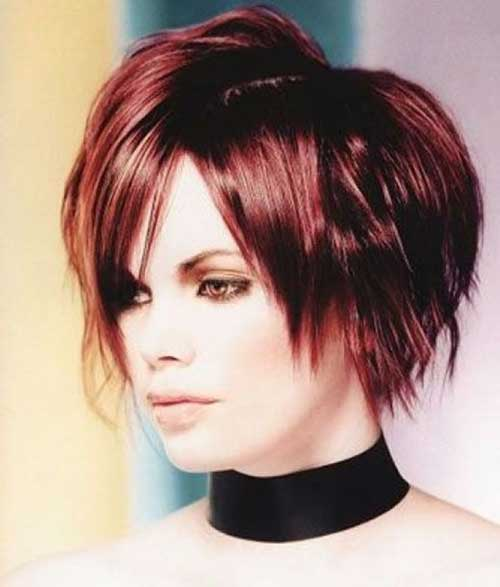 Best Cool Short Punk Hair Ideas
