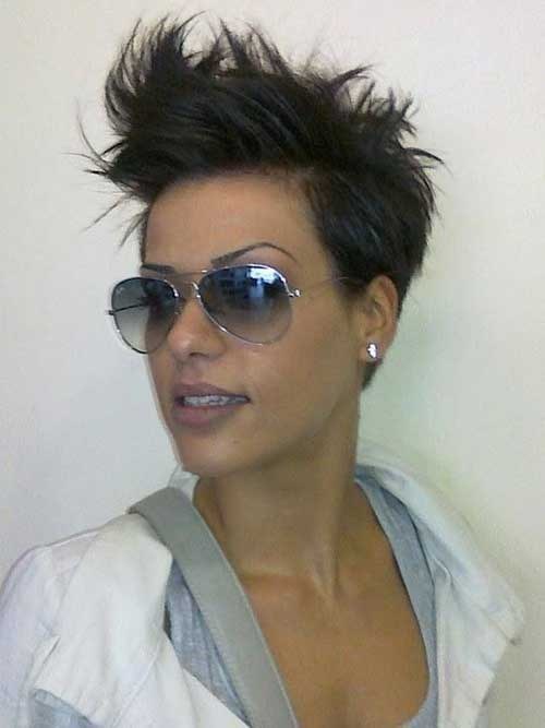 Best Cool Spiky Haircuts for Short Hair