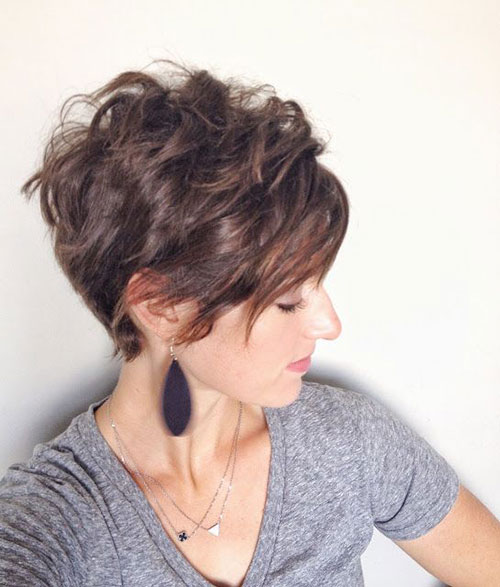 hair pixie cut with long bangs 12 thick pixie cut with long bangs 13 ...
