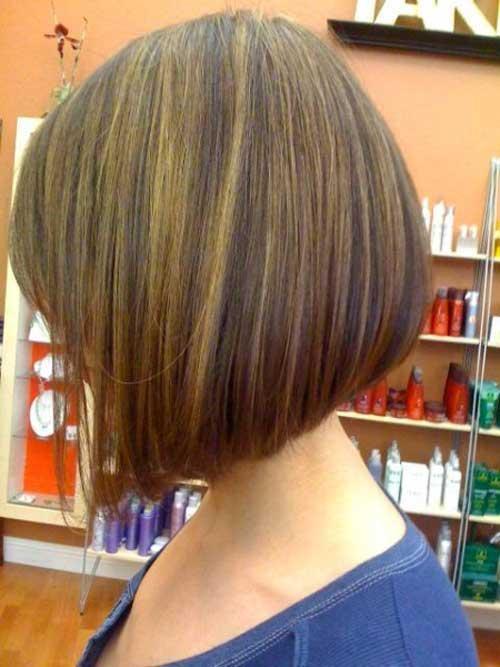 Cute A Line Bob Haircuts for Thick Straight Hair Ideas