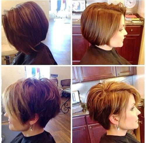Cute Bob Haircuts for Short Hairstyles
