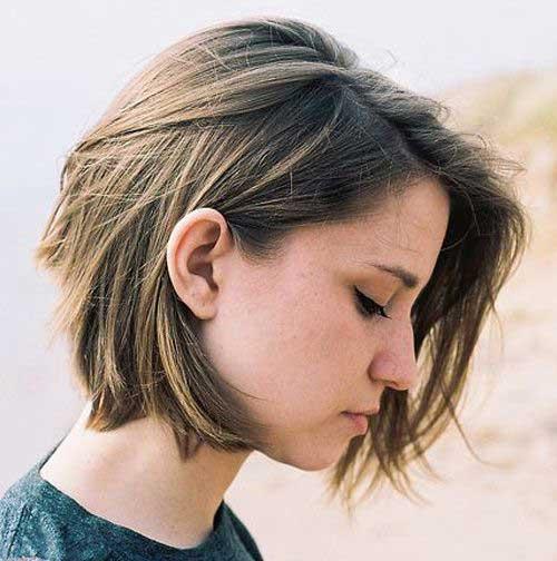 Nice Cute Girls with Short Hair