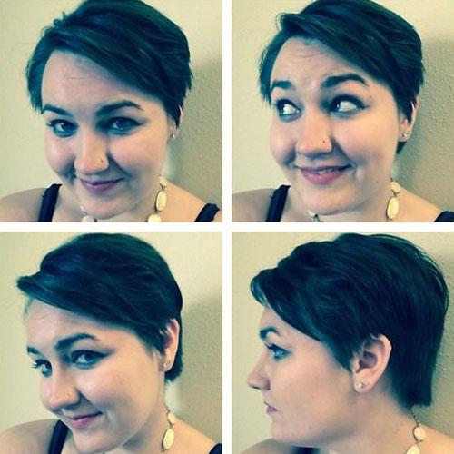 Cute Layered Pixie Haircuts