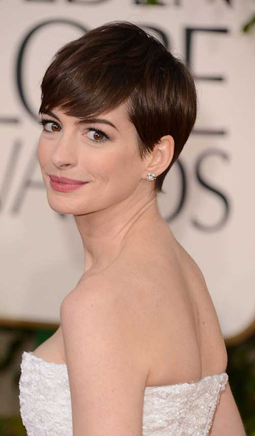 For Round Face Medium Pixie Haircuts