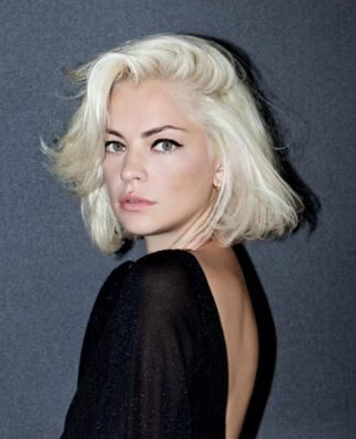 gossip girl hairstyles : Good Haircut For Short Hair The Best Short Hairstyles for Women 2015
