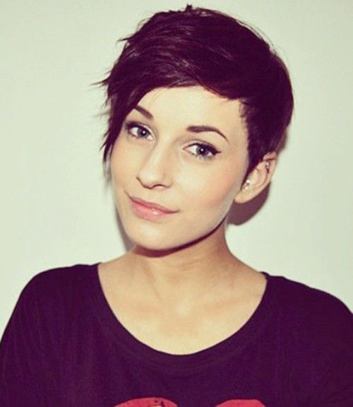 Best Layered Pixie Haircuts for Girls