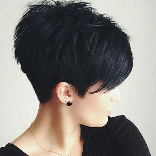 also Shaggy Pixie Cut Hairstyles together with Medium Bob Hairstyles ...