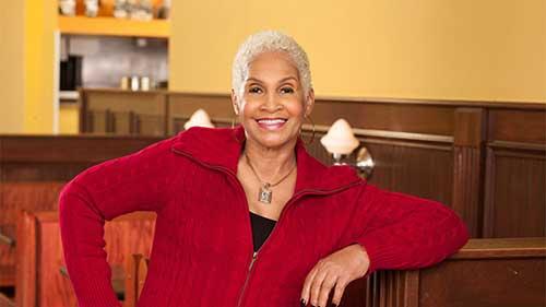 Older Black Women Super Short Haircuts