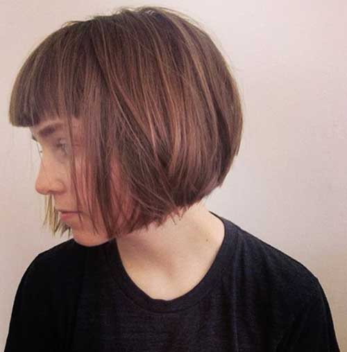 Best Pics Of Bob Haircuts with Bangs