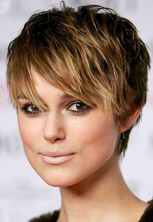 Best Pixie Style Short Haircuts for Women 2015