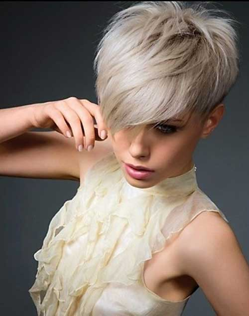 Cool Short Hair for Women 2015