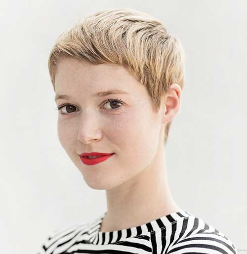 10 Best Short Fringe Haircuts - crazyforus
