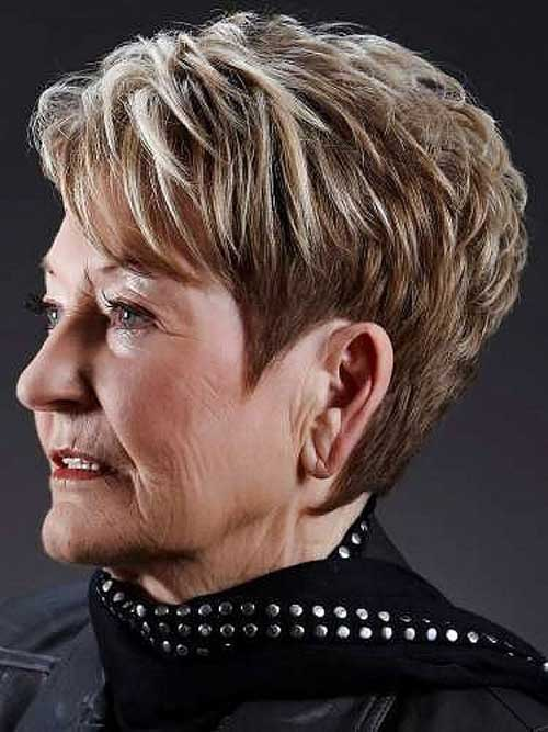 ... Pixie Haircuts For Women. on hairstyles for women over 50 short