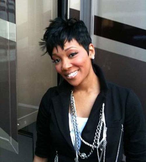 Best Short Pixie Cuts for Black Women