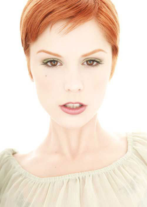 Short Red Hair Colour Trends 2016